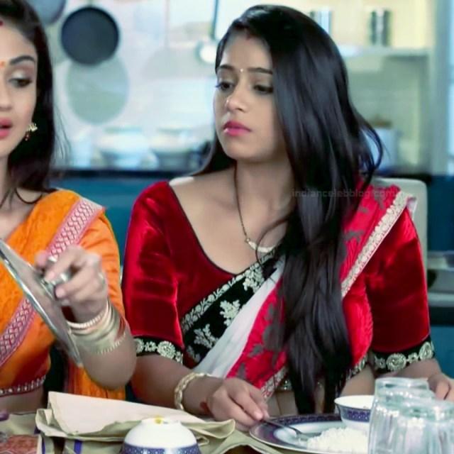 Chandni bhagwanani Hindi tv actress Tumhi HBSTS4 5 hot sari photo