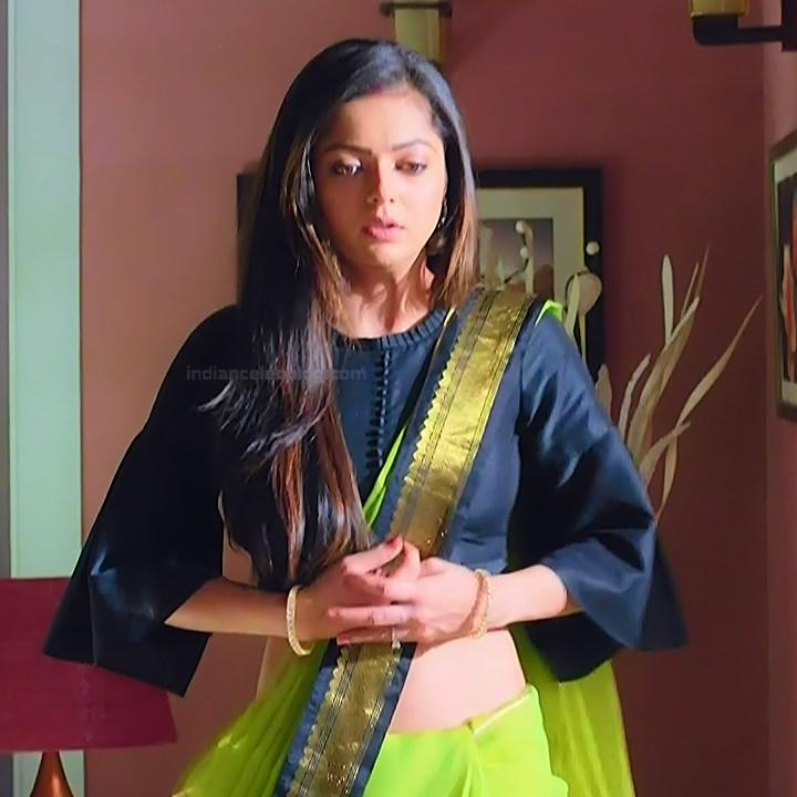 Drashti dhami hindi tv actress Silsila BRKS3 12 hot sari photo