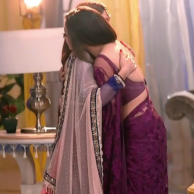 Drashti dhami hindi tv actress Silsila BRKS3 13 hot saree photo