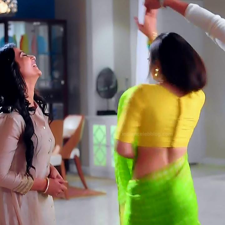Drashti dhami hindi tv actress Silsila BRKS3 21 hot saree caps