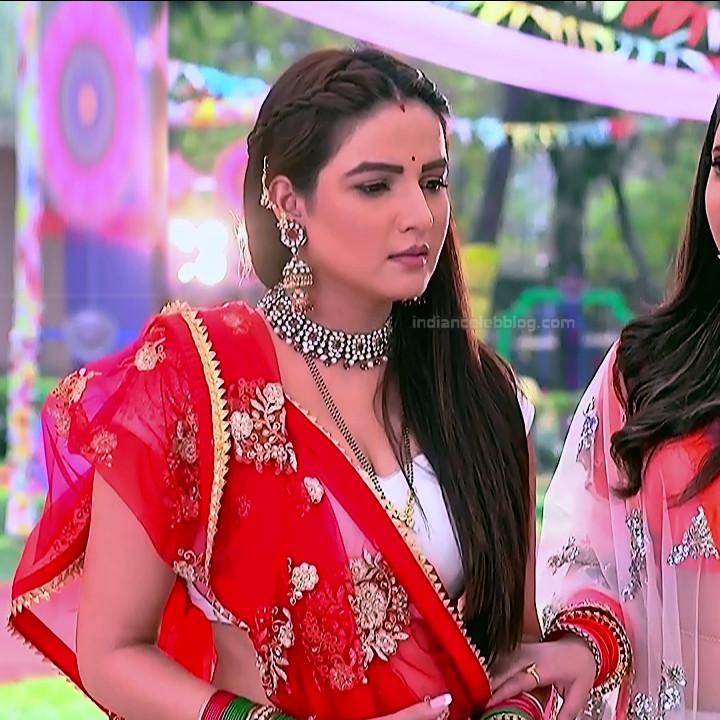 Jasmin Bhasin hindi serial actress Dil SDTS1 10 hot lehenga caps
