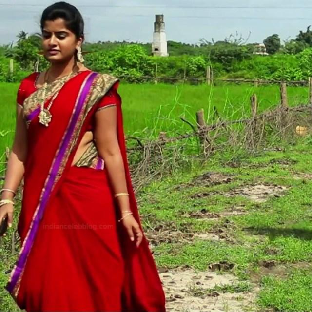 Keerthana podwal tamil tv actress ganga S1 9 hot sari photo