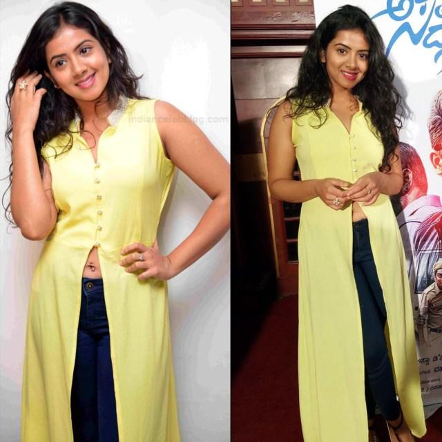 Lasya Nagraj Kannada actress CTS2 11 hot pics