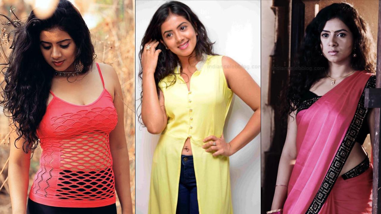Lasya Nagaraj Kannada actress hot Photo gallery