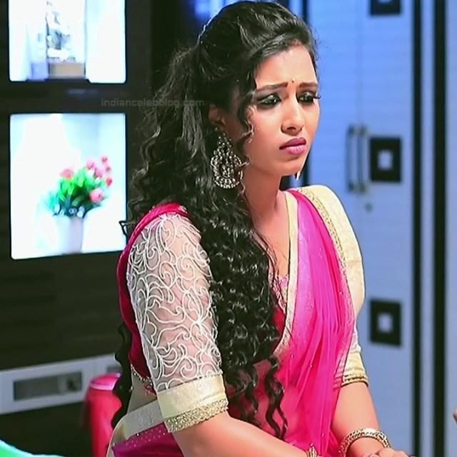 Neha Gowda Kannada tv actress Lakshmi BS1 9 hot lehenga caps