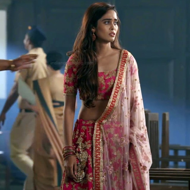 Neha saxena hindi tv actress Siddhi VS1 12 hot lehenga photo