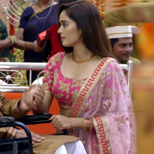 Neha saxena hindi tv actress Siddhi VS1 9 hot lehenga photo