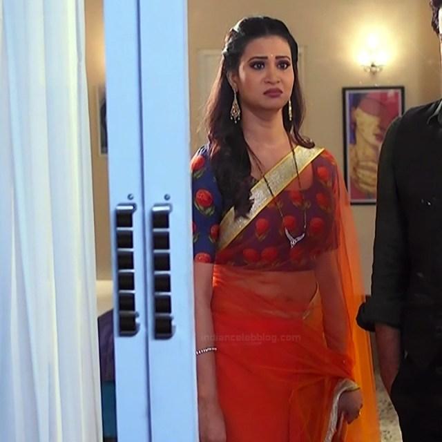 Parineeta borthakur hindi tv actress Bepannah S1 15 hot saree photo