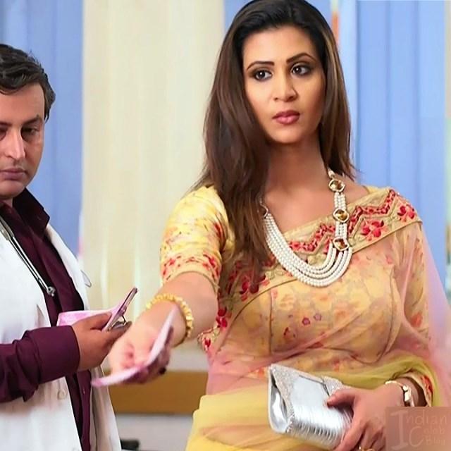 Parineeta borthakur hindi tv actress Bepannah S1 3 hot sari photo