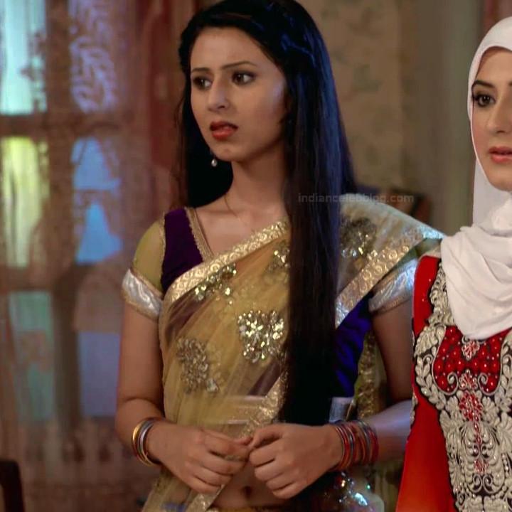 Richa mukherjee hindi tv actress Begusarai S1 4 hot saree caps
