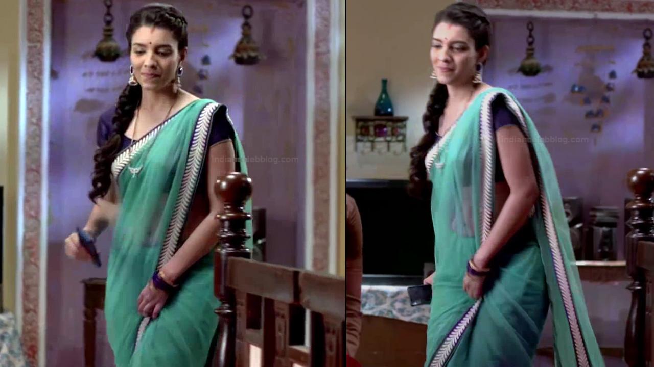 Riya deepsi hindi tv actress begusarai S1 10 saree pics