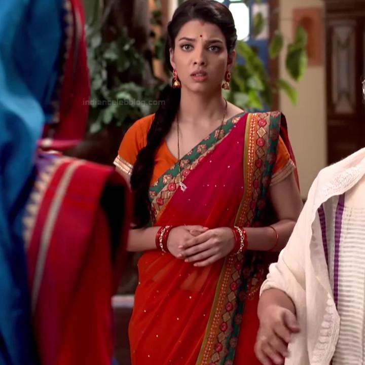 Riya deepsi hindi tv actress begusarai S1 14 saree photo