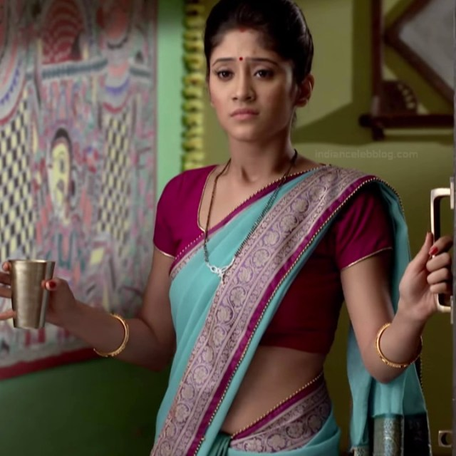 Shivangi Joshi hindi tv actress Begusarai S1 17 hot sari photo
