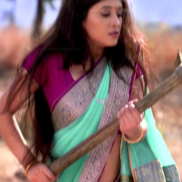 Shivangi Joshi hindi tv actress Begusarai S1 23 hot saree photo