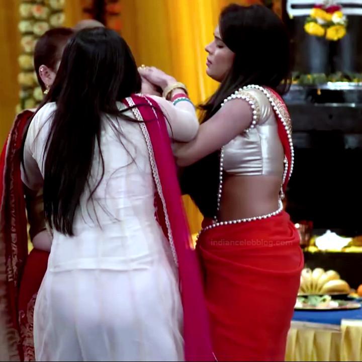Sonal Vengurlekar hindi tv celeb 6 hot saree photo