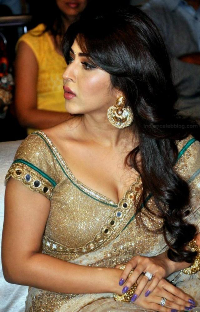 Sonarika Bhadoria hindi tv actress Event CTS3 3 hot sari photo