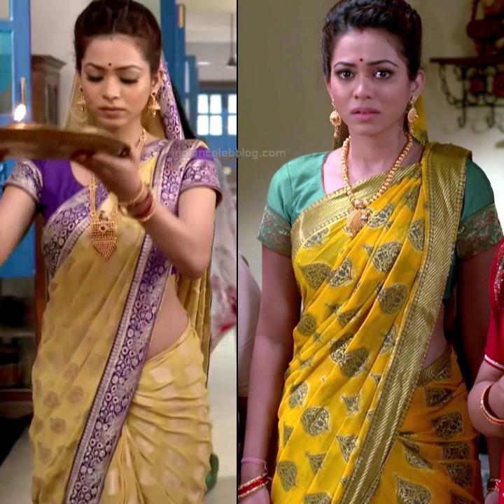 Vaishnavi dhanraj hindi tv actress Begusarai S1 18 hot saree pics