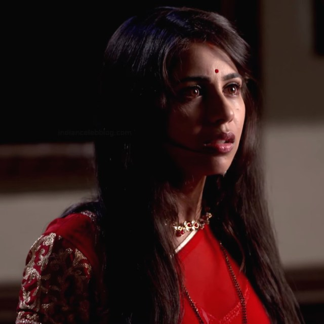 Veebha anand hindi tv actress begusarai S1 1 saree photo
