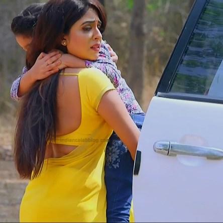 Malavika wales tamil tv actress Nandini S1 14 hot saree photo