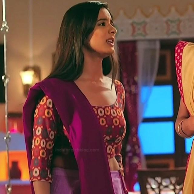 Nikki sharma hindi serial actress Roop MKNSS2 4 lehenga photo
