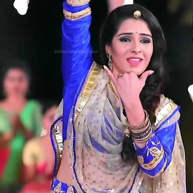 Supritha sathyanarayan kannada tv Seetha VS1 16 hot lehenga caps