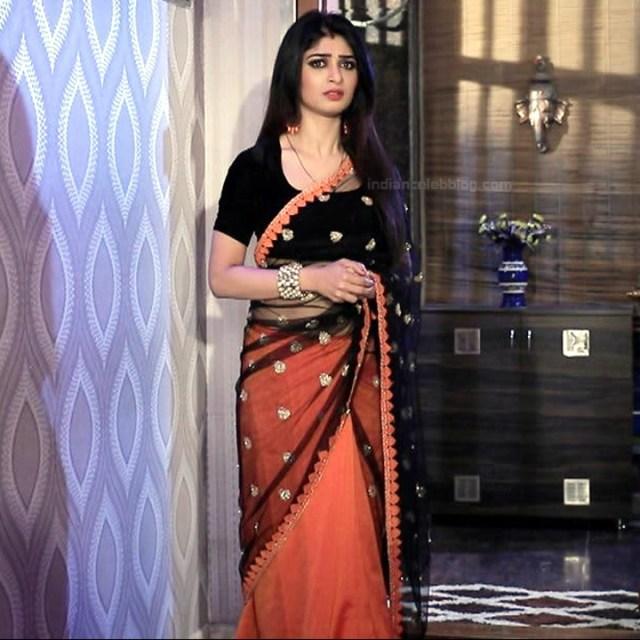 Aditi prabhudeva kannada tv actress Nagakannike S1 12 sari pics