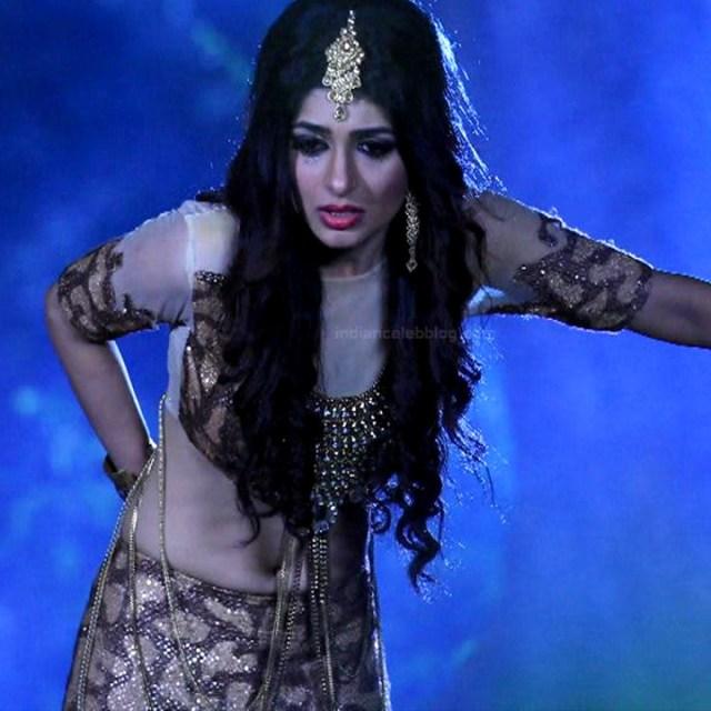 Aditi prabhudeva kannada tv actress Nagakannike S1 9 caps