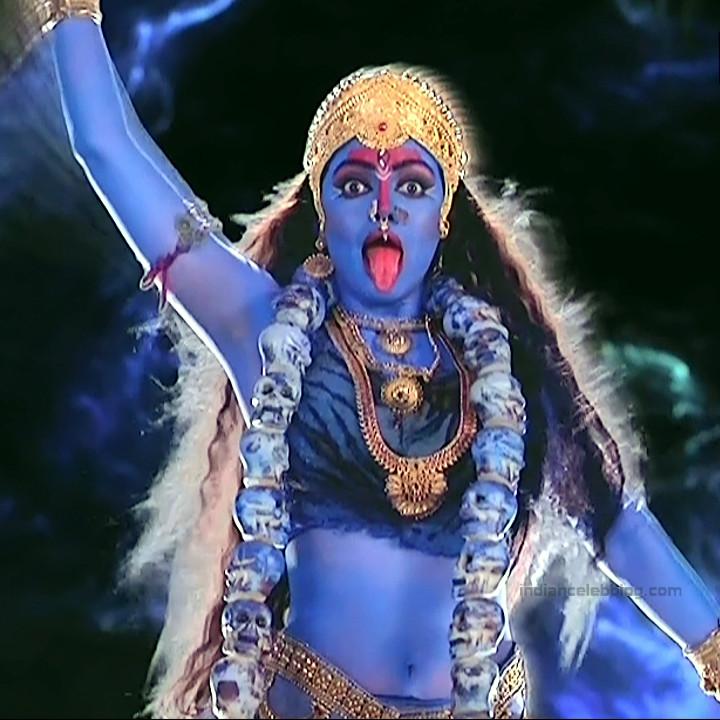 Akansha puri hindi tv actress Ganesha GS2 11 Adi parashakti caps