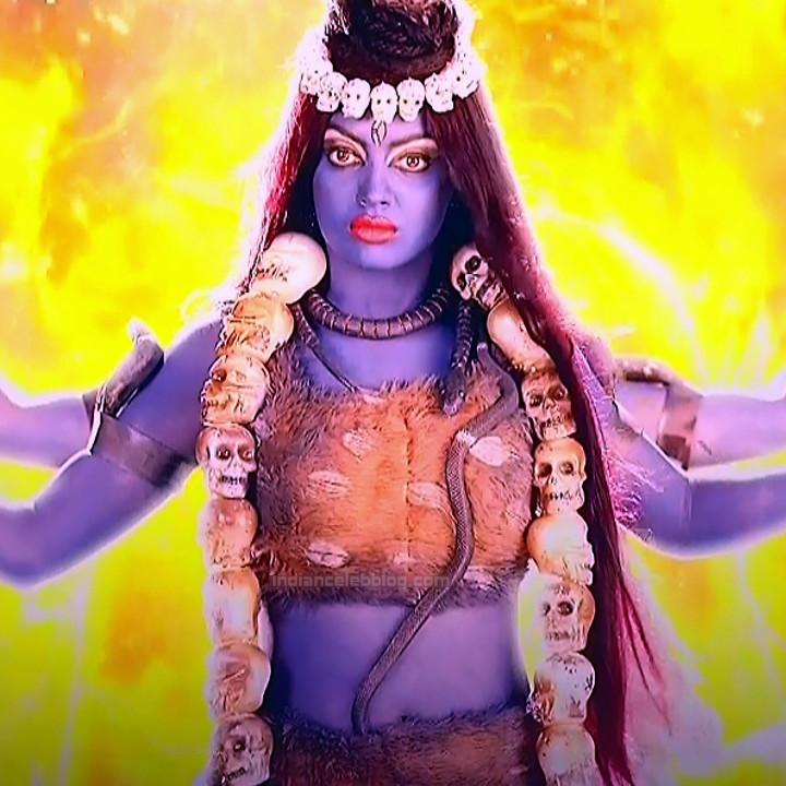 Akansha puri hindi tv actress Vighnaharta GS2 19 Adi parashakti photo
