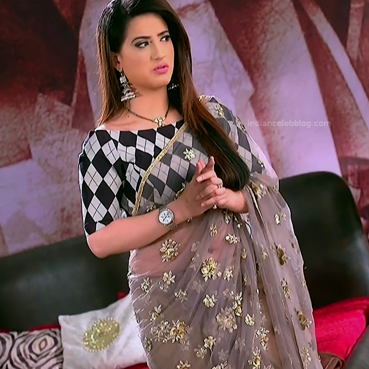 Alisha panwar hindi tv actress Ishq MMS2 1 hot saree photo
