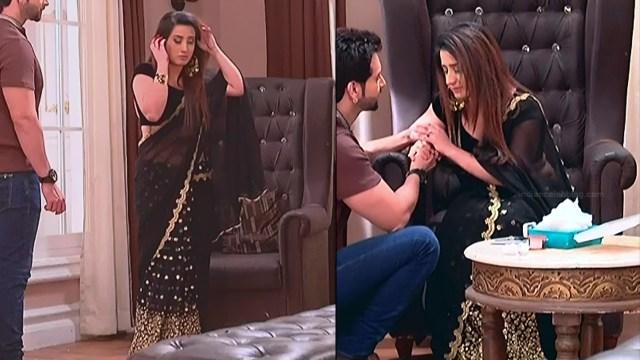 Alisha panwar hindi tv actress Ishq MMS2 12 hot saree pics