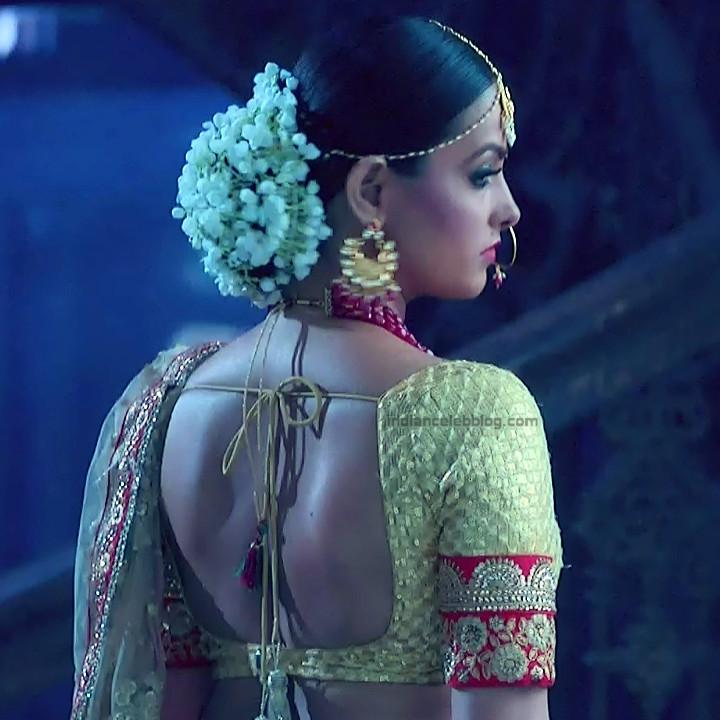 Anita hassanandani hindi tv actress Naagin S1 8 hot lehenga photo