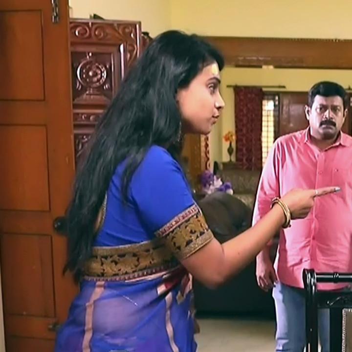 Kavitha tamil tv actress Neeli S1 5 hot saree photo