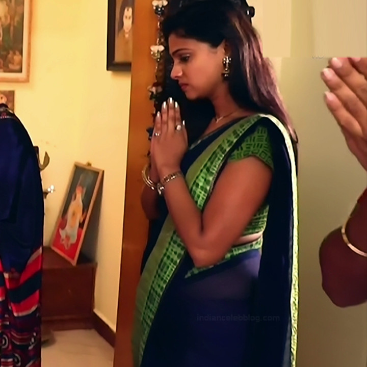 Kavitha tamil tv actress Neeli S1 6 hot saree pics