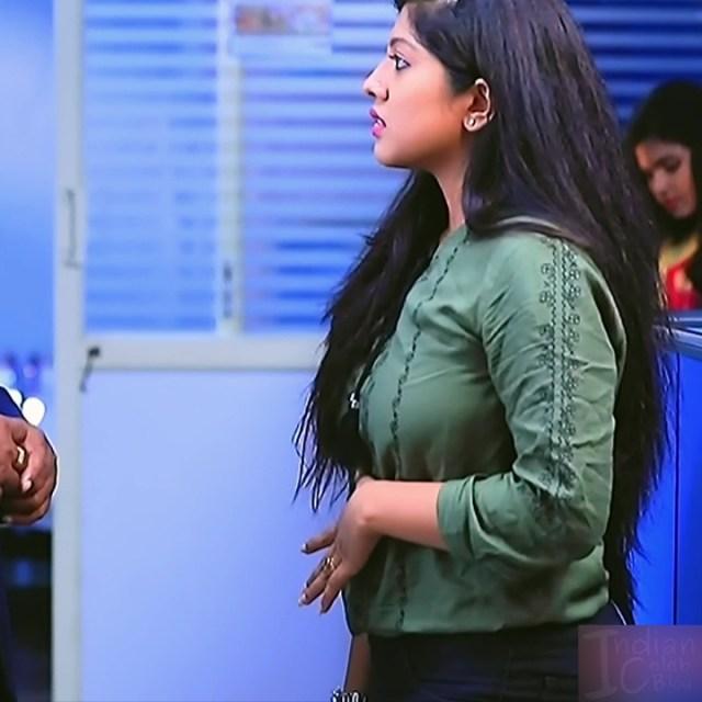 Meghana shankarappa kannada serial actress kinnari 14 caps