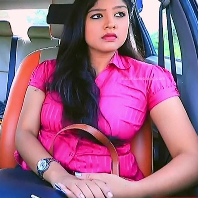 Meghana shankarappa kannada serial actress kinnari 7 caps