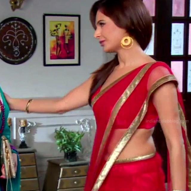 Monica bedi hindi tv actress saraswati CYTDS1 23 hot saree navel pics