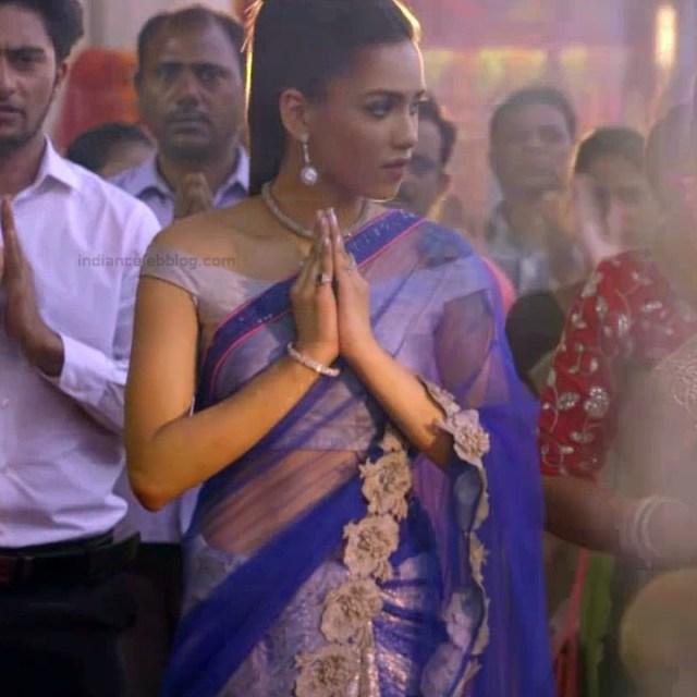 Priyanka bora hindi tv actress Siddhi VS1 12 hot saree photo