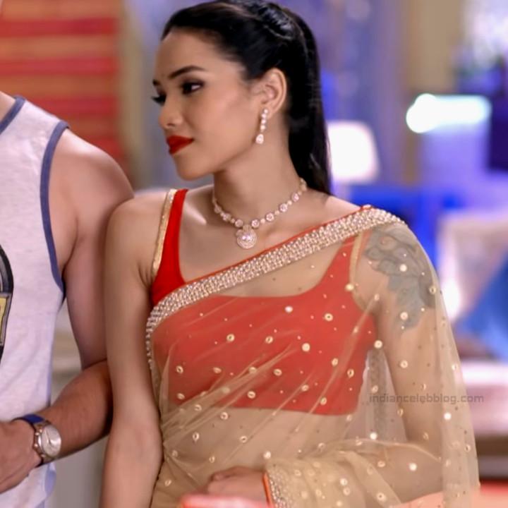 Priyanka bora hindi tv actress Siddhi VS1 7 hot sari photo