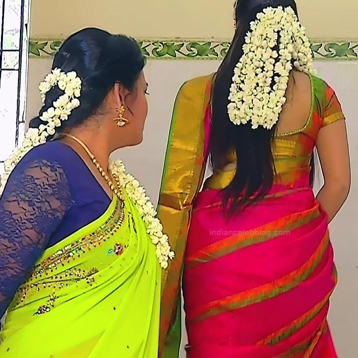 Priyanka nalkar tamil serial actress roja s1 20 saree photo