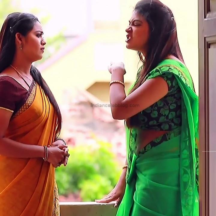 Rachitha mahalakshmi tamil tv actress saravanan MS2 6 saree photo