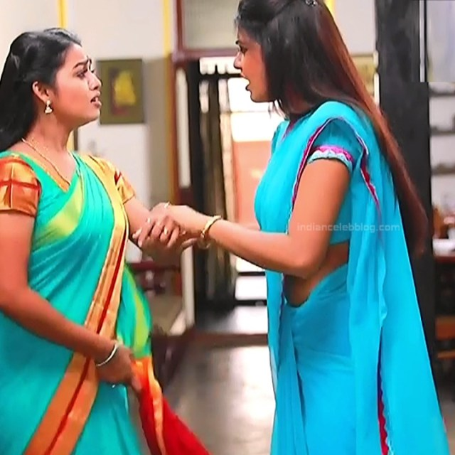 Rachitha mahalakshmi tamil tv actress saravanan MS2 9 sari caps