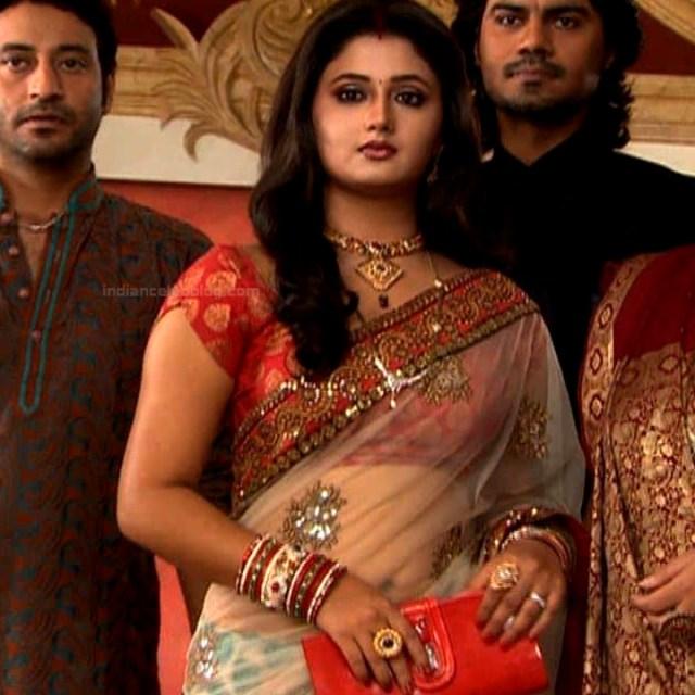 Rashami Desai hindi tv actress Uttaran S1 19 hot saree pics