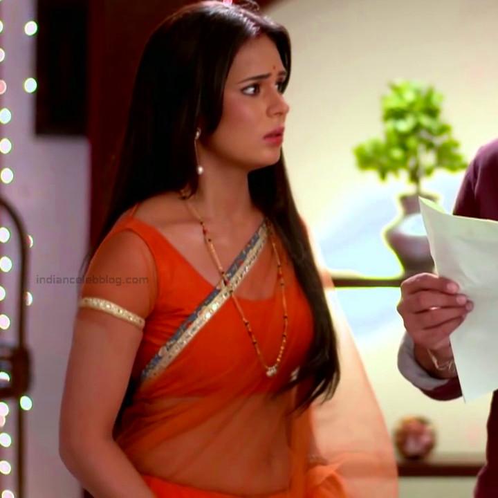 Sonal vengurlekar hindi tv actress Yeh VRS10 1 hot sari caps
