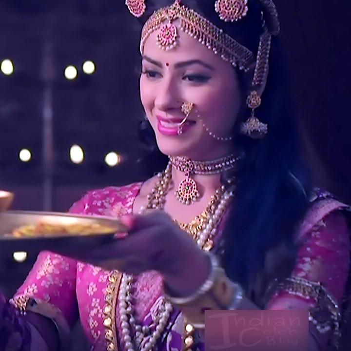 Sonia sharma hindi tv actress tenali rama RS1 16 image