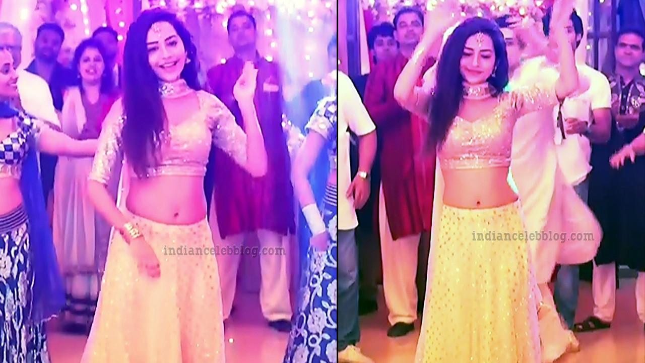 Aanchal goswami hindi TV actress Bepannah S1 3 hot lehehga pics
