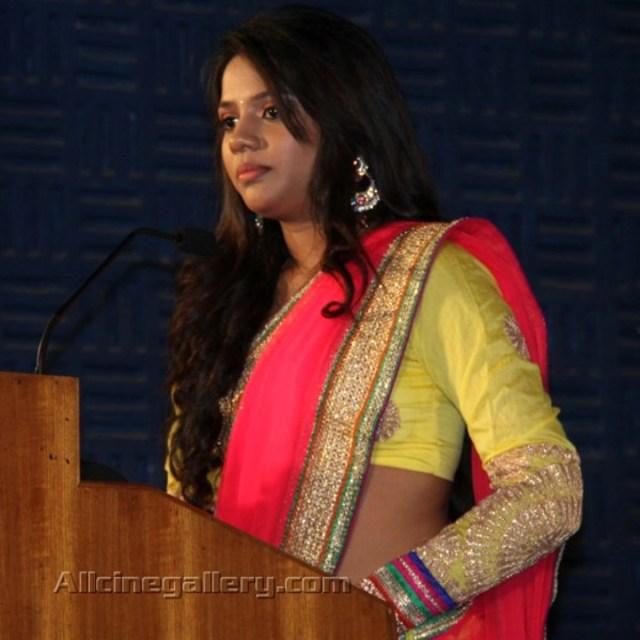 Aishwarya Dutta @ Tamiluku En Ondrai Aluthavum Press Meet Stills