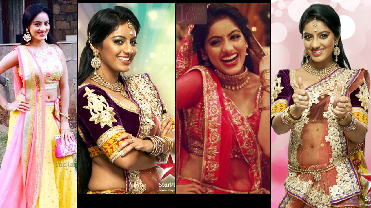 Deepika Singh Diya aur baati hum actress pics gallery