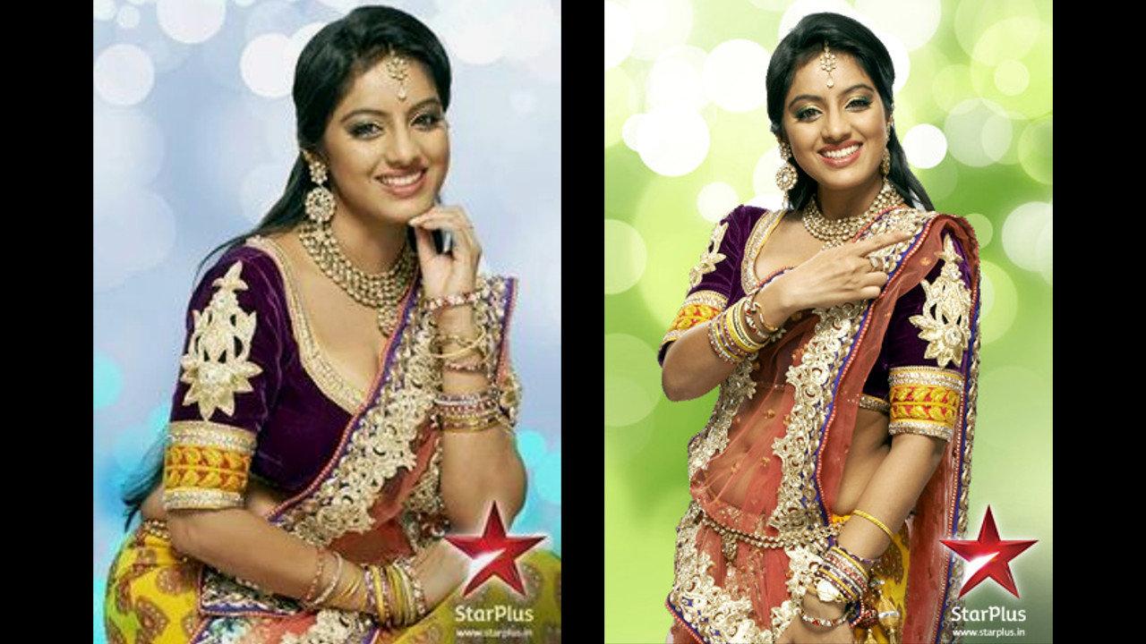 Deepika singh hindi TV actress CTS3 2a hot lehenga pics