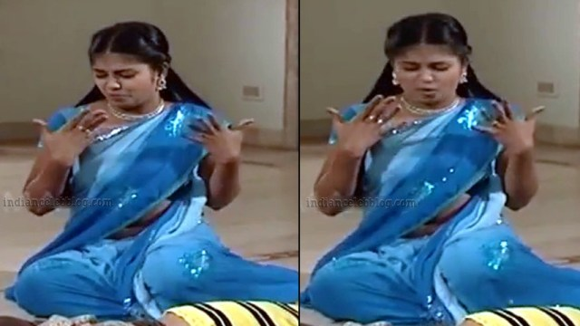 Jangiri Madhumitha Tamil TV PondattiTS1 2 sari pics